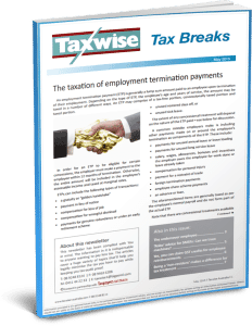 Taxwise Tax Breaks Image