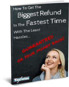 Teachers Biggest Refund