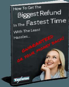 Teachers Biggest Refund