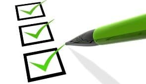 checklist