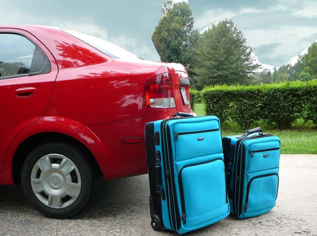 Car Suitcases
