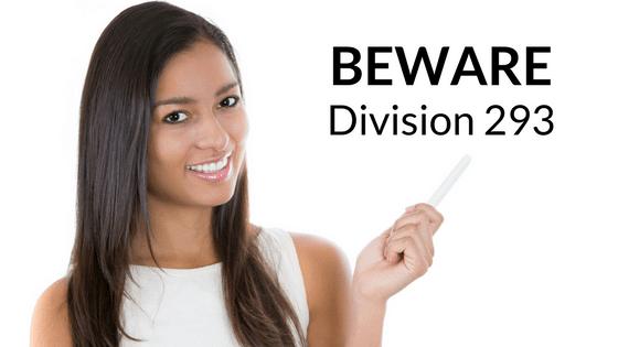 Beware Division 293