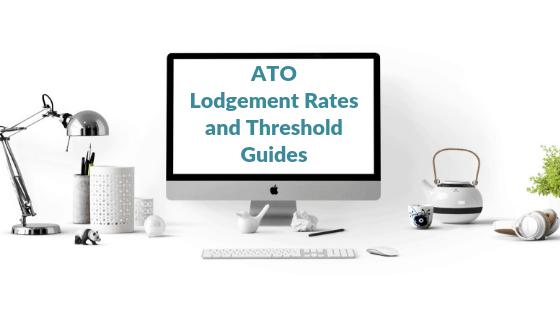 Lodgement Rates (1)