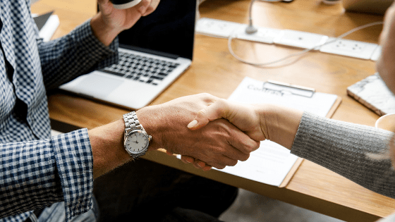 Agreement Between Two Business Partners