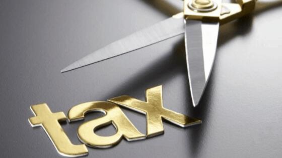 Tax Cuts Become Law
