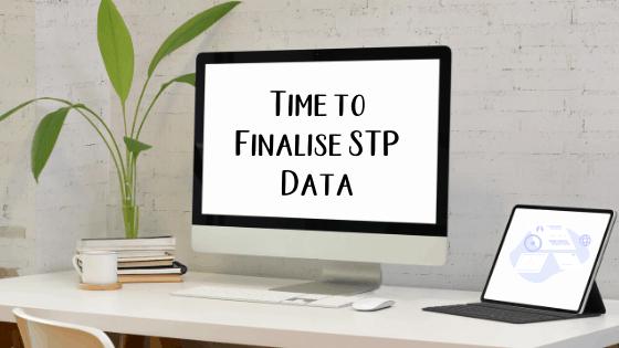 Finalise STP Data