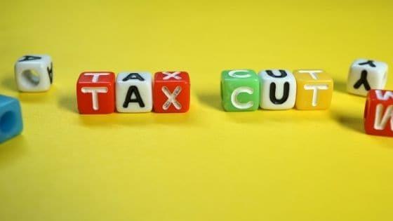 Apply Recent Tax Cuts ASAP