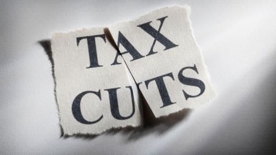 Tax Cuts Pass Parliament